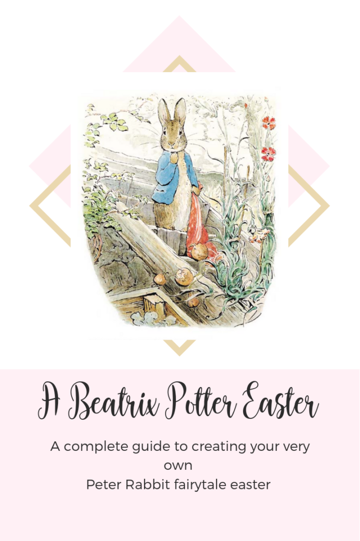 A Beatrix Potter Easter